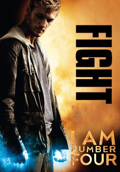 I am number four books turned movies 2011