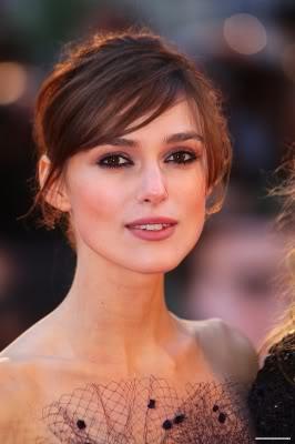 Keira Knightley Looks Like Natalie Portman