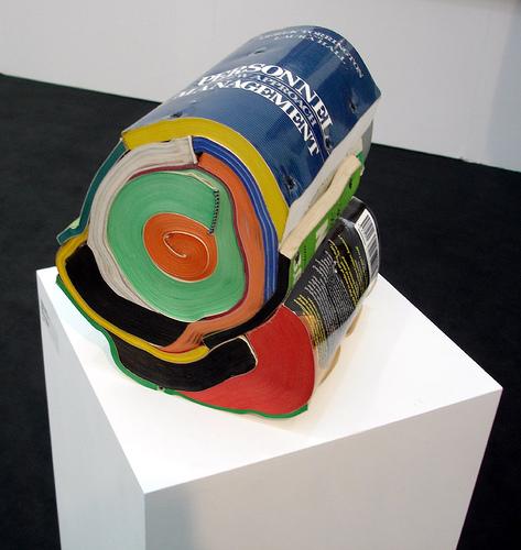 Jonathan Callan Pulp Fiction Sculpture 4