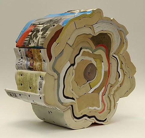 Jonathan Callan Pulp Fiction Sculpture 5