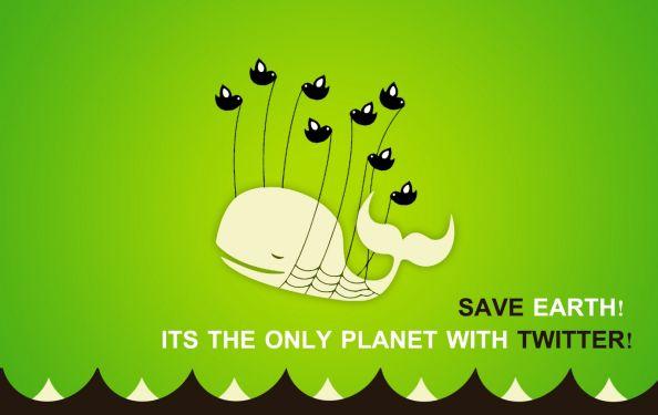 Save Earth Failwhale