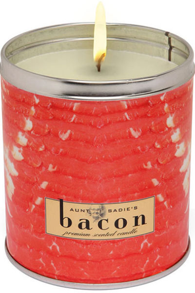 Sizzling Bacon Candle