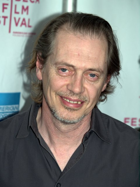 The Many Faces of Steve Buscemi