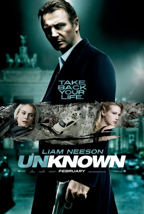 Unknown movie books turned movies 2011