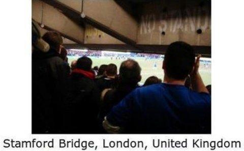 Worst Seats Stadium Stamford