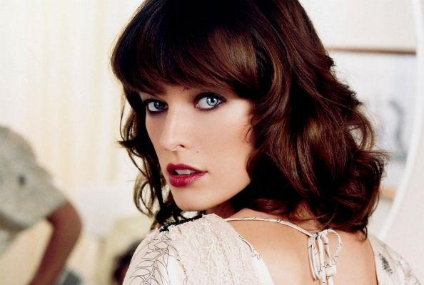 Models That Became Big Shot Movie Stars Milla Jovovich
