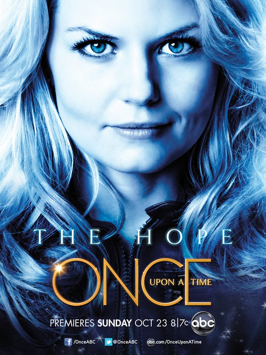 Once upon a time TV Show Poster