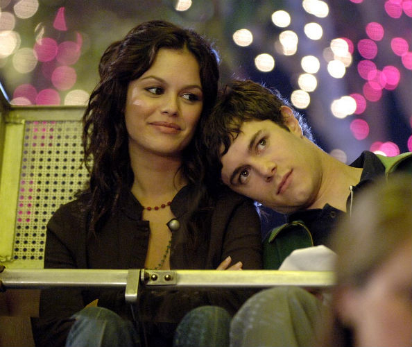 Seth Cohen and Summer
