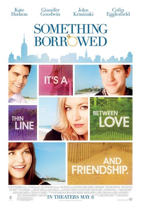 something borrowed books turned movies 2011