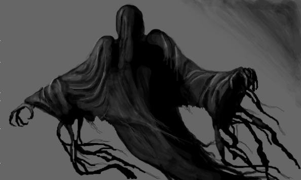 Dementor Halloween Costume
