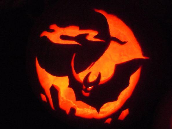 Halloween Pumpkin by unfoundfemale990