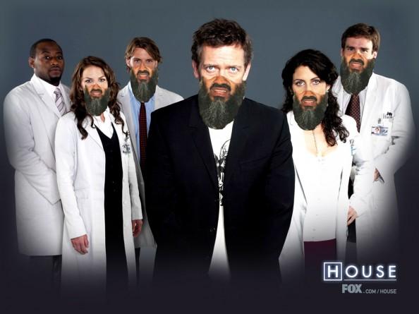 Osama Beard Frenzy House