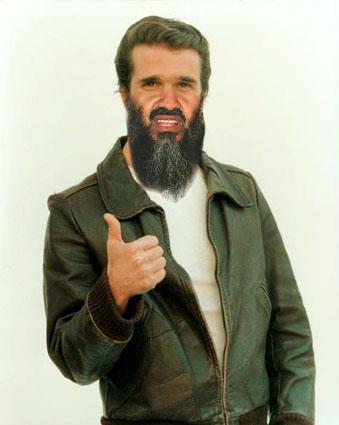 Osama Beard Frenzy Fonz