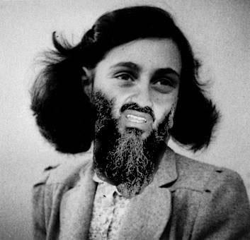 Osama Beard Frenzy Anne Frank