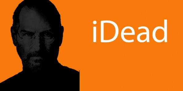 Steve Jobs Worst Death Jokes iDead