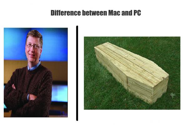 Steve Jobs Worst Death Jokes coffin