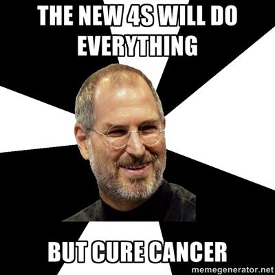 Steve Jobs Worst Death Jokes cure cancer