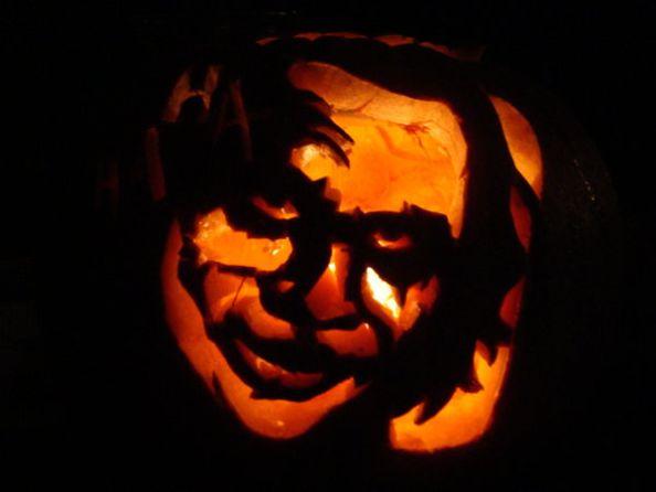 The Joker Halloween Pumpkin by Guinness2