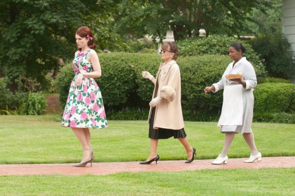 Hilly Holbrook (Bryce Dallas Howard) outfits in The Help Movie 2011