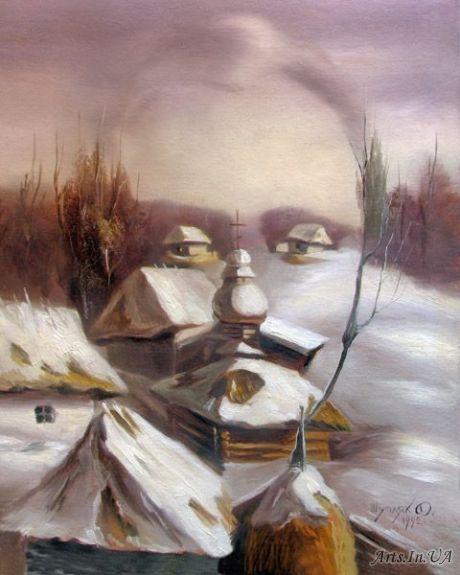 Oleg Shuplyak Hidden Images Paintings 10