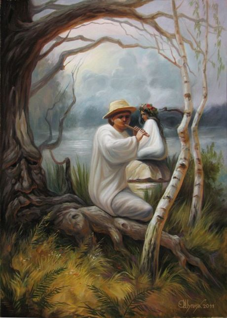 Oleg Shuplyak Hidden Images Paintings 6
