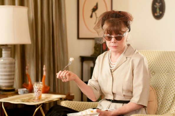 Outfit and cat glasses in The Help movie 2011