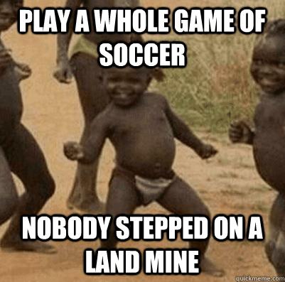 Third world success meme 2