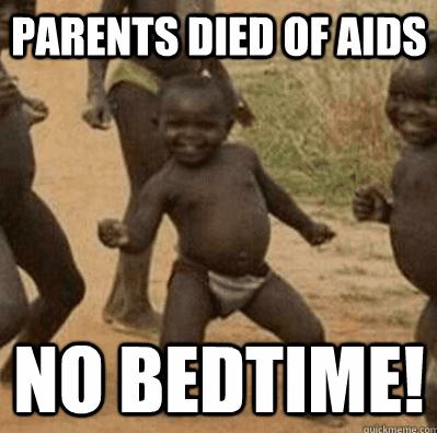 Third world success meme 3
