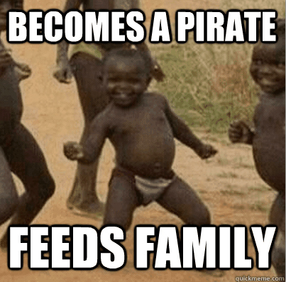 Third world success meme 4