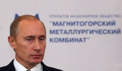 Picture At The Right Moment Putin
