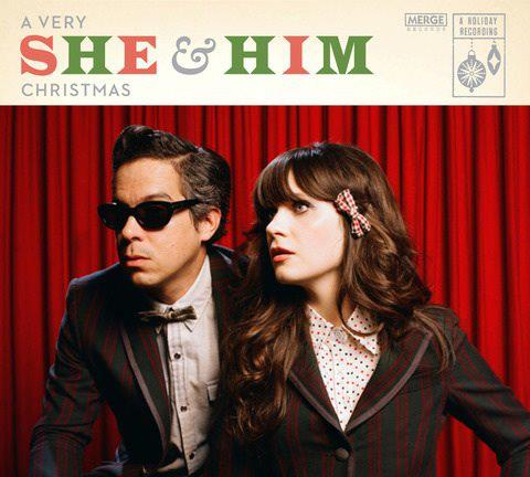 She and Him - A Very She and Him Christmas Album