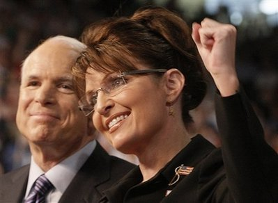 John McCain & Sarah Palin