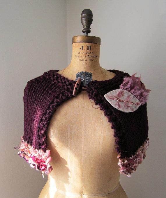 Bohemian Cape fashion trend 2012