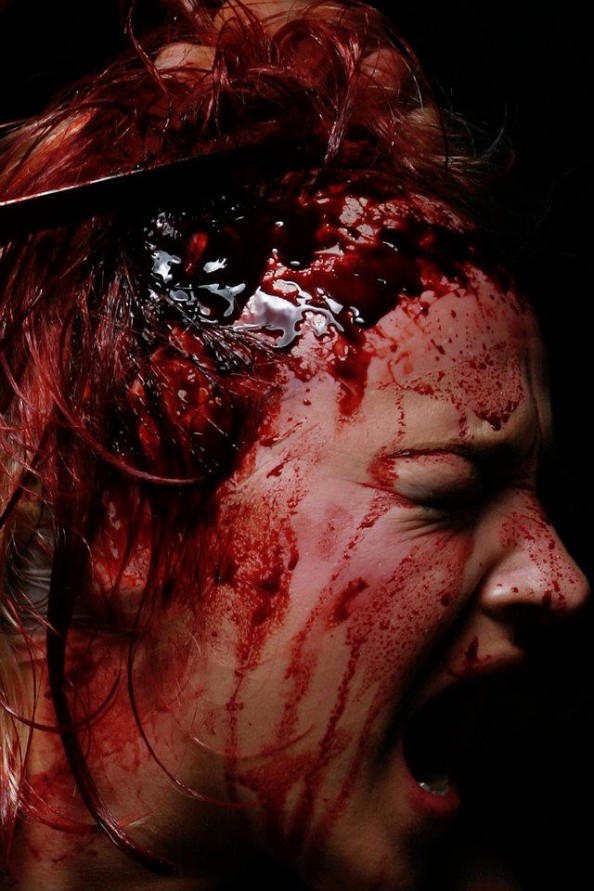Carla Dias French make-up artist special effects 2