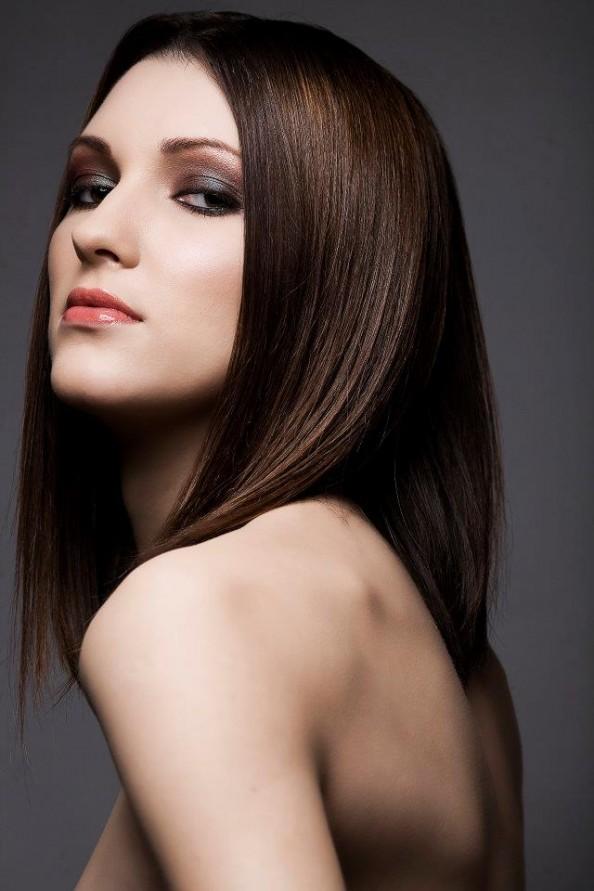 Carla Dias Make up realisation 2