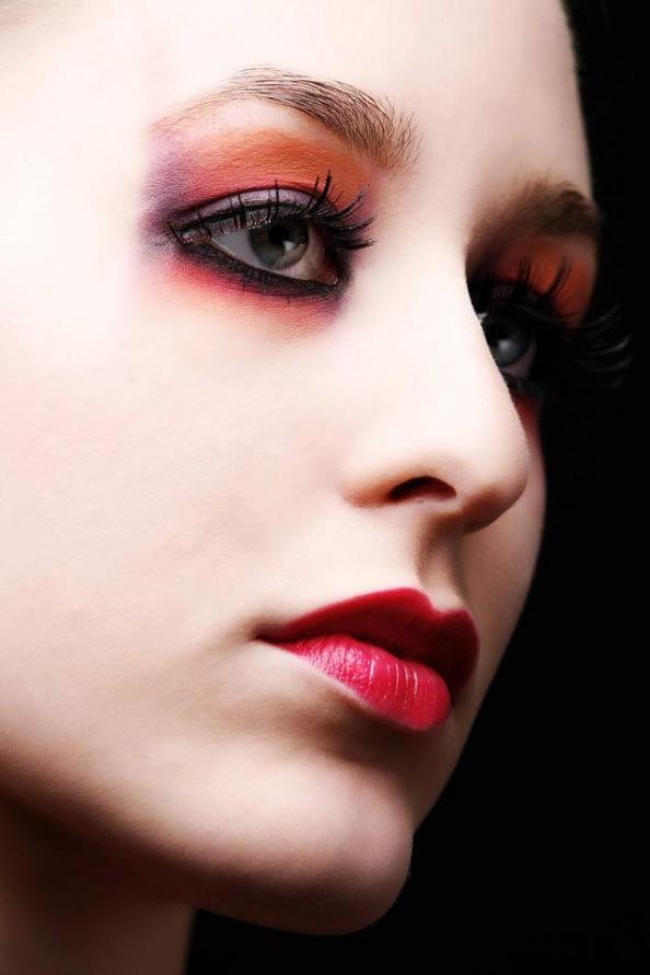 Carla Dias Make up realisation