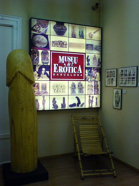 Erotic Museum Barcelona