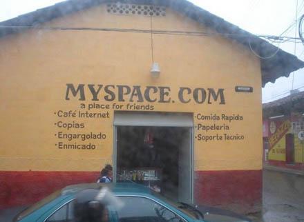 Stylish Cybercafes Around the World  myspace