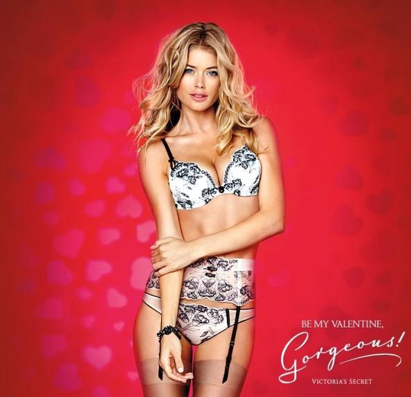 Victoria's Secret Gorgeous Bra Valentine's Day