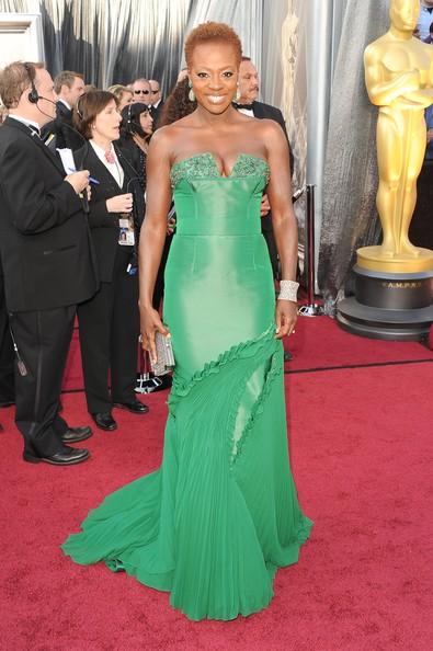 Viola Davies at The 2012 Academy Awards