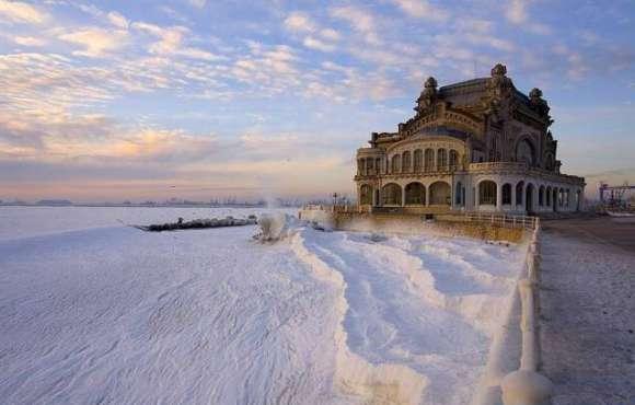 Black Sea Constanta Romania