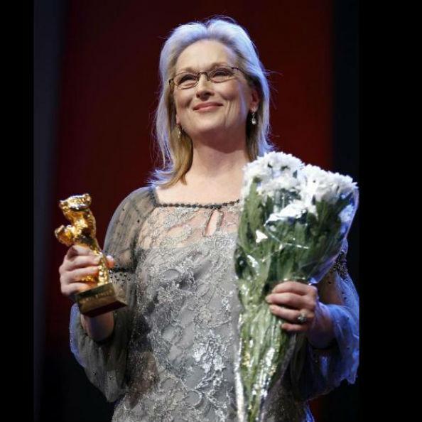 Meryl Streep wins Golden Bear Lifetime Achievement award