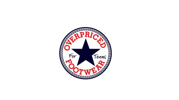 Converse All Star Logo Parody by BananaPopArt
