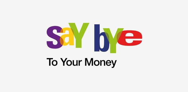 Ebay Logo Parody by BananaPopArt