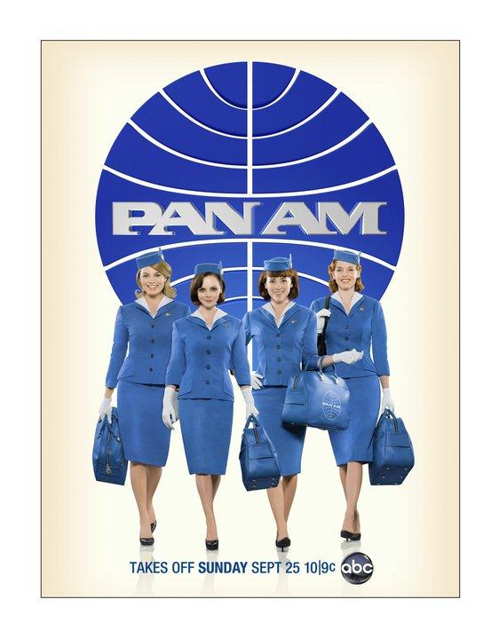 Pan Am Poster