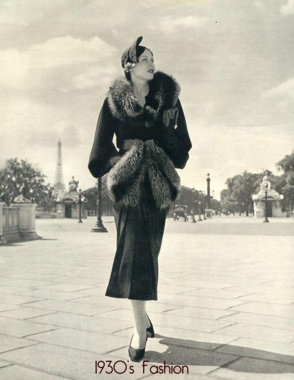1930 Fashion History of Fashion