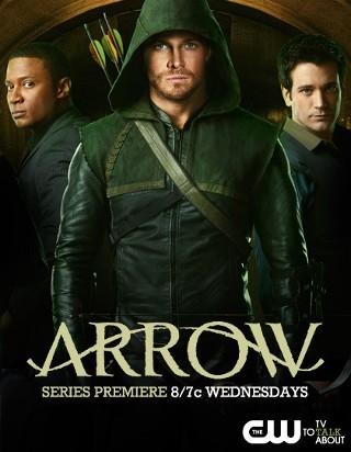 New TV Shows Arrow CW Network