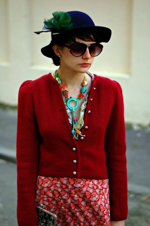 Miss Tutli Putli Vintage Fashion Blog Outfit 14