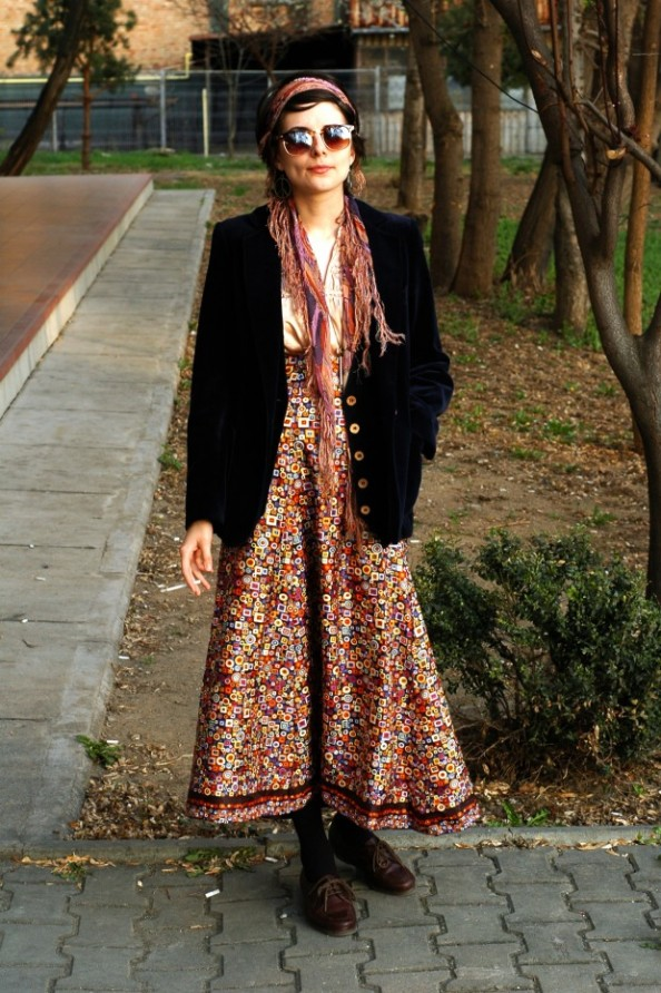 Miss Tutli Putli Vintage Fashion Blog Outfit 8
