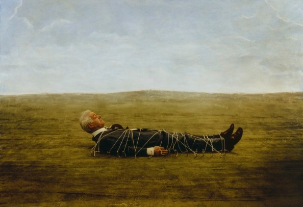 Teun Hocks Painted Photo works 4